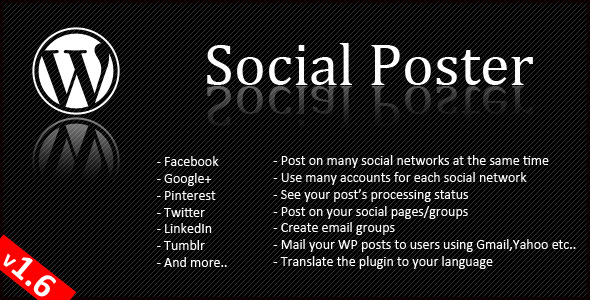 Social Poster - CodeCanyon Item for Sale
