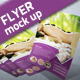 Professional Photorealistic Flyer mock up - GraphicRiver Item for Sale
