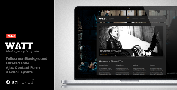WATT Creative Html Studio Template