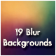 19 High Resolution Blur Backgrounds - GraphicRiver Item for Sale