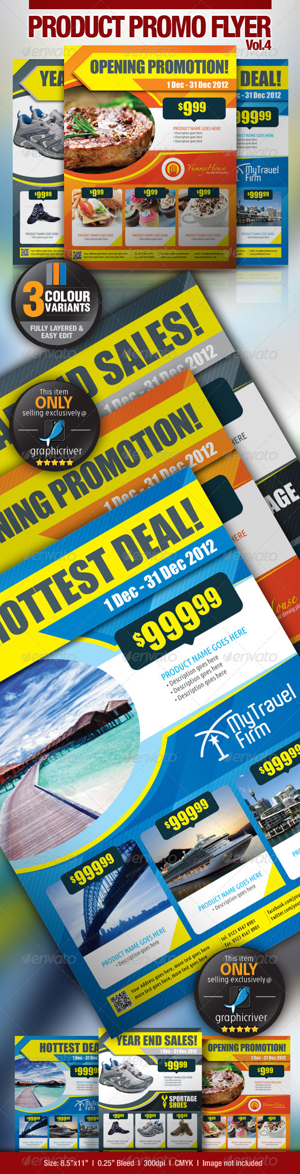 GraphicRiver Multi-Purpose Product Promotion Vol.4 3099896