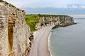 Cliffs of Etretat, Normandy, France - PhotoDune Item for Sale