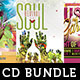 Promotional Arsenal CD Cover Artwork Bundle Vol.5 - GraphicRiver Item for Sale