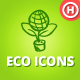 95 Hand-drawn Eco &#38; Energy Icons - GraphicRiver Item for Sale
