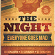 The Night Everyone Goes Mad - GraphicRiver Item for Sale