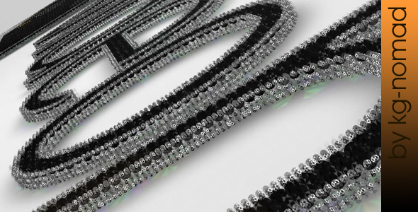 VideoHive Diamond Logo 3096640