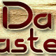 Daster Font - GraphicRiver Item for Sale