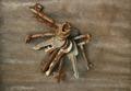 Old rusty keys - PhotoDune Item for Sale