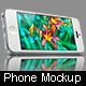 iOS New Phone 5 Mockup App Showcase Graphics - GraphicRiver Item for Sale