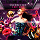 She Parties All Night Party Flyer - GraphicRiver Item for Sale