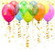 Birthday Balloons - GraphicRiver Item for Sale