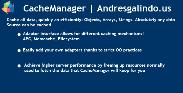 CodeCanyon CacheManager 110678