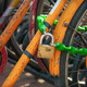 Security and Economics - Pad Lock and Chain - PhotoDune Item for Sale