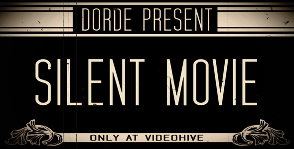 VideoHive SILENT MOVIE 110702
