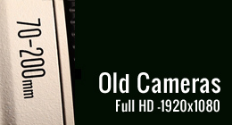Old Cameras - Full HD Footage -1920x1080