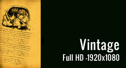 Vintage Full HD Footage -1920x1080