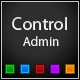 Control Admin - ThemeForest Item for Sale