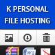 K Personal File Hosting - WorldWideScripts.net articolo in vendita