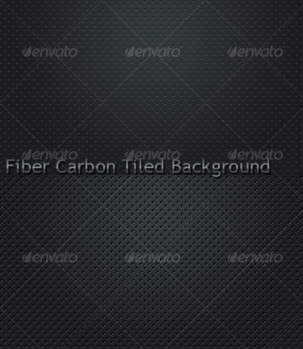 Fiber Carbon Pattern Backgrounds - Vol-3 - Textures / Fills / Patterns Photoshop