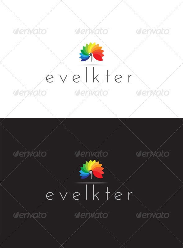 Flower Logo - Nature Logo Templates