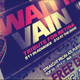 Wait In Vain Flyer Template - GraphicRiver Item for Sale