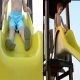 Kid Play On Slide 2 - 2 Videos - VideoHive Item for Sale