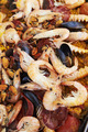Delicious Seafood Paella - PhotoDune Item for Sale