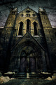 Horror Church in the night - PhotoDune Item for Sale