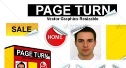 Page Turn Effect- Just Copy & Paste