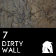 7 Hi-Res Creamy Grunge Walls - GraphicRiver Item for Sale