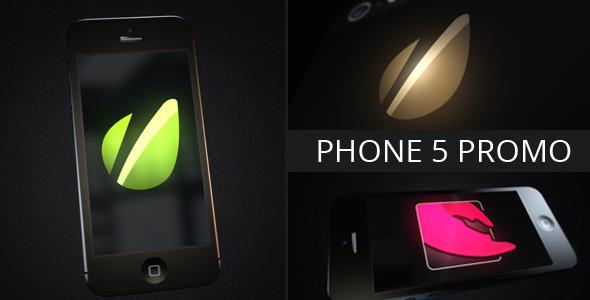 VideoHive Phone 5 Promo 3153569