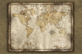 Historical World Map - PhotoDune Item for Sale