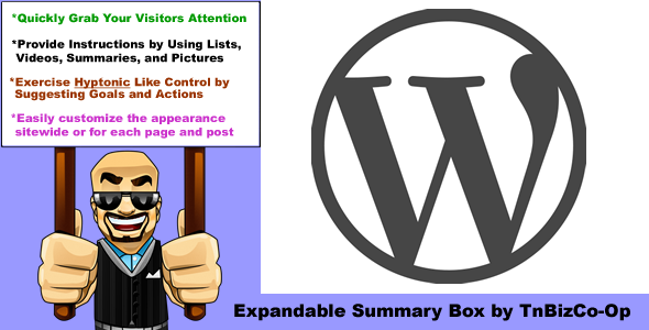 CodeCanyon Expandable Summary Box 3155288
