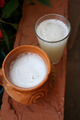 Glass of pulque with jar - PhotoDune Item for Sale