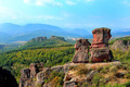 Monument of red rocks with beautiful landscape - PhotoDune Item for Sale