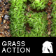 Hi-Res Photorealistic Grass Text Action - GraphicRiver Item for Sale