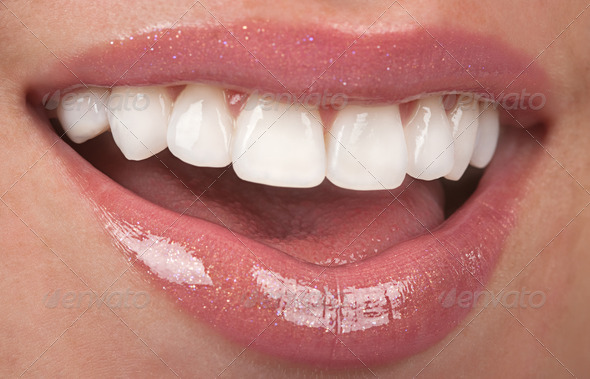 Teeth - Stock Photo - Images