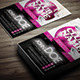 Club Disco Card - GraphicRiver Item for Sale