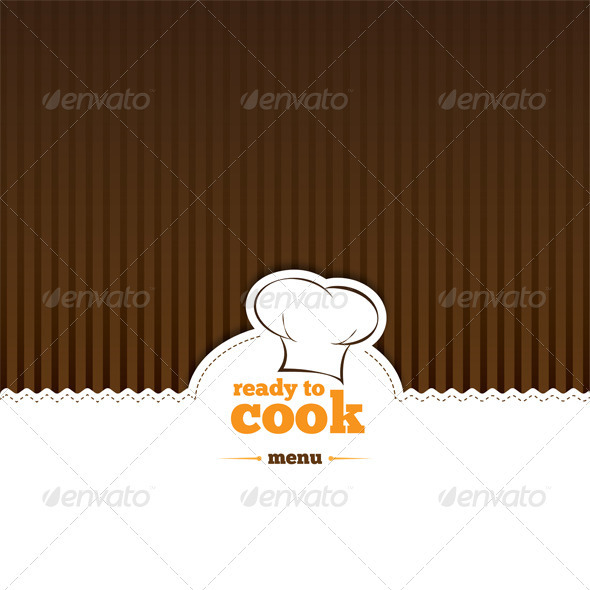 Restaurant Background - Backgrounds Decorative