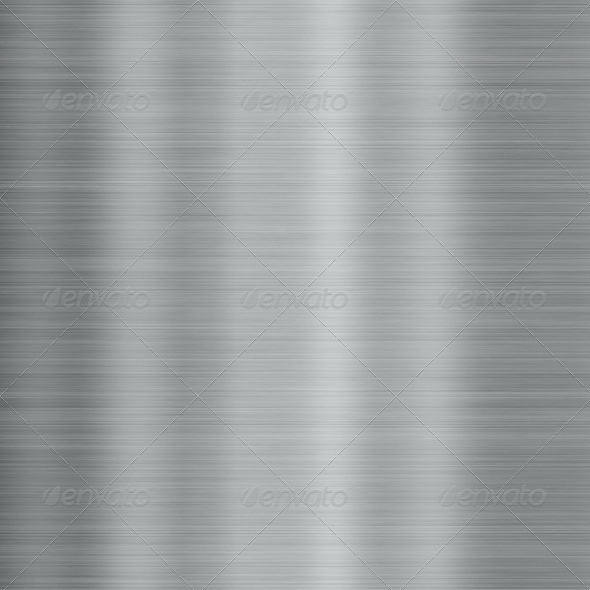 Brushed Aluminium - Stock Photo - Images