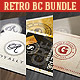 Retro & Vintage Business Card Bundle - GraphicRiver Item for Sale