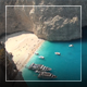 Beach In Blue Bay Navagio - VideoHive Item for Sale