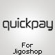 Passerelle Quickpay pour Jigoshop