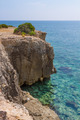 Cliff on Arenella, Siracusa - Sicily - PhotoDune Item for Sale