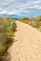 Sand Path to the Beach - PhotoDune Item for Sale