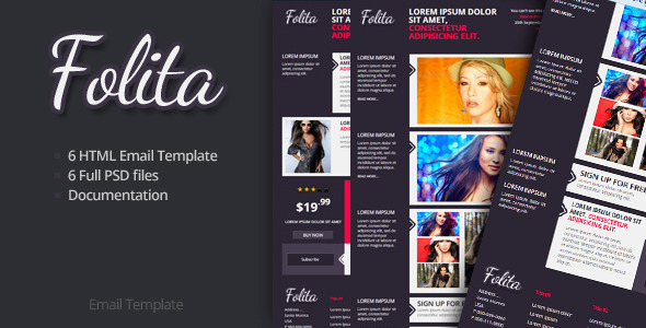 Folita Email Template