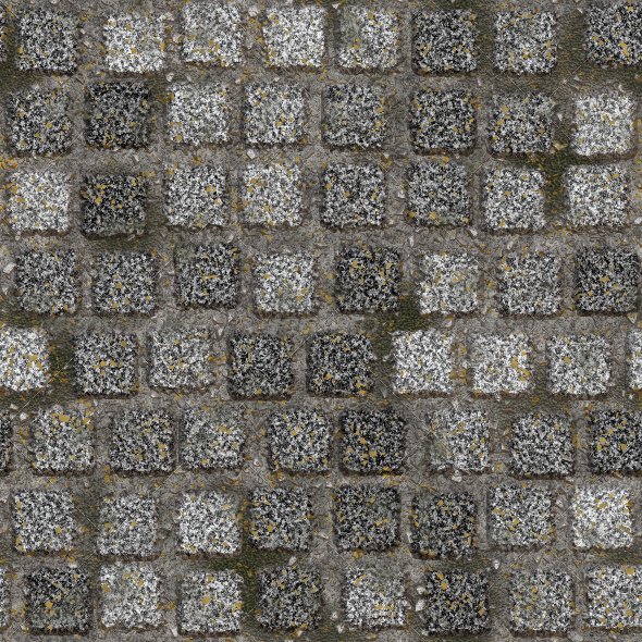 3DOcean Granite Pavement 1 3171624