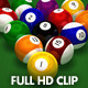 3D Billiard Pool Break - VideoHive Item for Sale