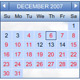 Flash Events Calendar Full Flash AS3 Version - ActiveDen Item for Sale