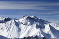 View on winter mountains - PhotoDune Item for Sale
